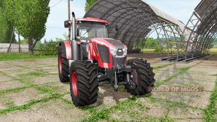 Zetor Crystal 160 v2.0 para Farming Simulator 2017