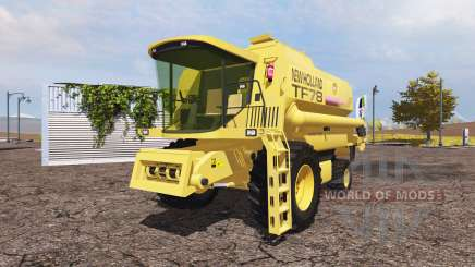 New Holland TF78 v2.0 para Farming Simulator 2013