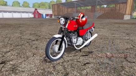 Jawa 350 para Farming Simulator 2015