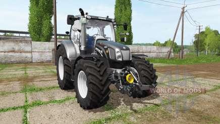 New Holland T6.120 v1.2 para Farming Simulator 2017