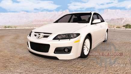 Mazda6 MPS (GG) para BeamNG Drive