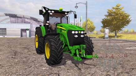 John Deere 7930 v3.1 para Farming Simulator 2013