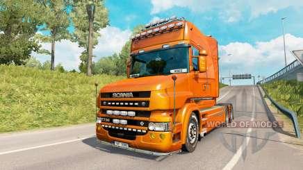 Scania T v1.8.1 para Euro Truck Simulator 2