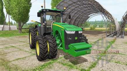 John Deere 8345R v3.0 para Farming Simulator 2017