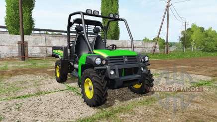John Deere Gator 825i v1.1 para Farming Simulator 2017