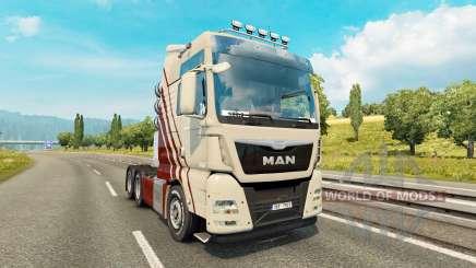 MAN TGX v1.7 para Euro Truck Simulator 2