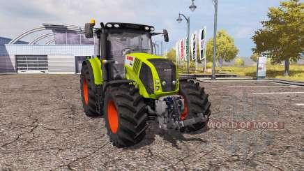 CLAAS Axion 850 para Farming Simulator 2013