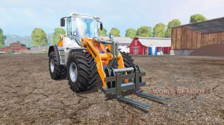Liebherr L538 para Farming Simulator 2015