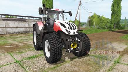 Steyr Terrus 6770 CVT ecotec para Farming Simulator 2017