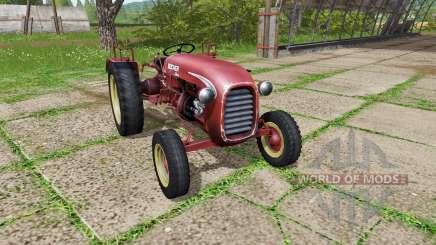 Bucher D4000 para Farming Simulator 2017