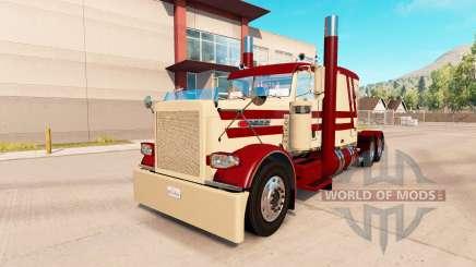 Pele, Máscara para o caminhão Peterbilt 389 para American Truck Simulator