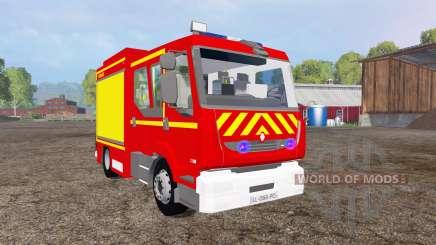 Renault Midlum FPTL para Farming Simulator 2015