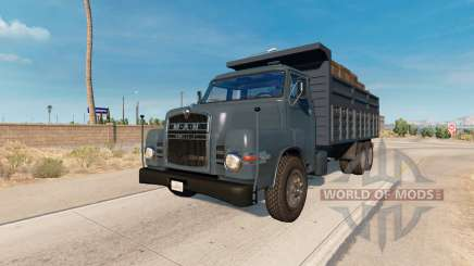 MAN 520 HN para American Truck Simulator