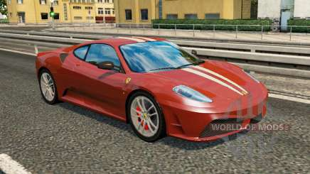Cars Test Drive Unlimited 2 in traffic para Euro Truck Simulator 2