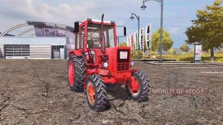 Bielorrússia MTZ 82 v1.1 para Farming Simulator 2013