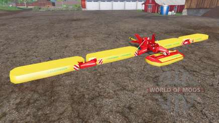 POTTINGER Novadisc para Farming Simulator 2015