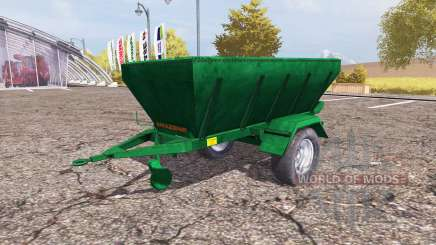 AMAZONE fertilizer spreader para Farming Simulator 2013