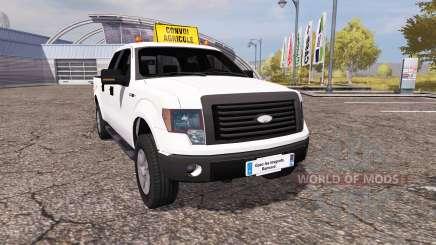 Ford F-150 convoi agricole para Farming Simulator 2013