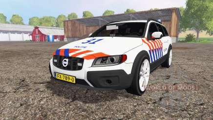 Volvo XC70 D5 Politie para Farming Simulator 2015