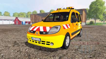 Renault Kangoo DIR para Farming Simulator 2015