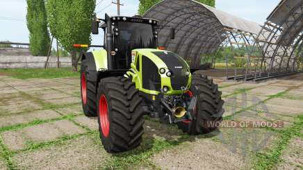 CLAAS Axion 920 para Farming Simulator 2017