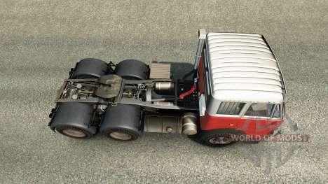 Fiat 210 para Euro Truck Simulator 2
