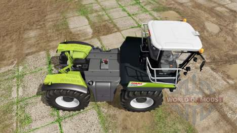 CLAAS Xerion 4000 Saddle Trac para Farming Simulator 2017