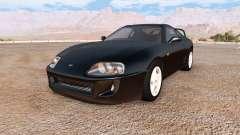 Toyota Supra engine pack v2.2 para BeamNG Drive