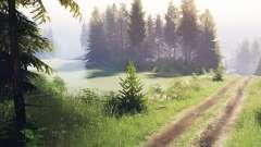 Floresta de pinheiros 2 v1.3