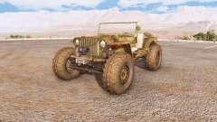 Jeep Hell v1.1 para BeamNG Drive