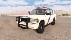Gavril Roamer philadelphia police department para BeamNG Drive
