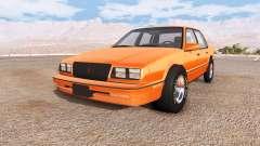 Bruckell LeGran drag racer v1.0.1 para BeamNG Drive