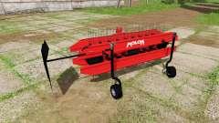 Belt rake Molon para Farming Simulator 2017