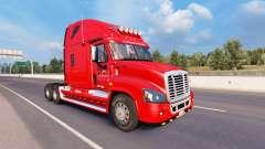 Скин Estados Logística на Freightliner Cascadia