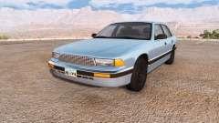 Gavril Grand Marshall V6 road cruiser v1.1 para BeamNG Drive