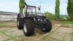 Massey Ferguson 8737 black edition