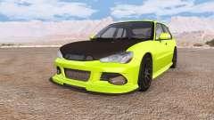 Hirochi Sunburst hatchback v1.1 para BeamNG Drive