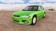 Hirochi Sunburst hybrid v1.1 para BeamNG Drive