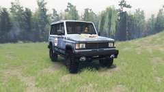 O UAZ 3170 Simbir