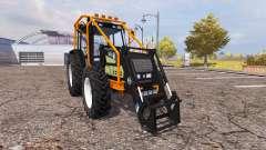 Valtra Valmet 6800 forestry para Farming Simulator 2013