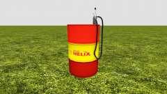 Fuel tank para Farming Simulator 2017