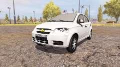 Chevrolet Aveo (T250)