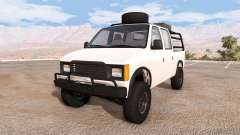 Gavril H-Series crew cab v0.8.2 para BeamNG Drive