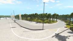 Crecy racetrack para BeamNG Drive