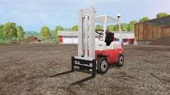 Linde H25D para Farming Simulator 2015