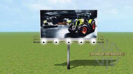 Billboard para Farming Simulator 2015