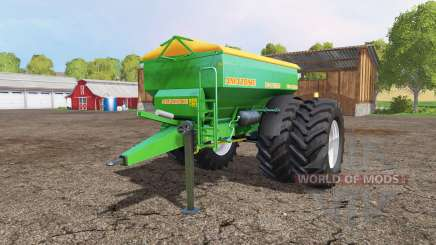 AMAZONE ZG-B 8200 twin wheels para Farming Simulator 2015