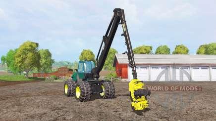 Timberjack 870B v1.2 para Farming Simulator 2015