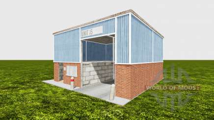 Small garage para Farming Simulator 2015