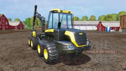 PONSSE Bear v1.2 para Farming Simulator 2015